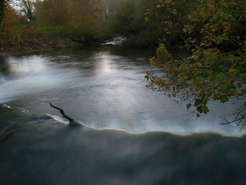 River Avon, Charlton All Saints, Wiltshire