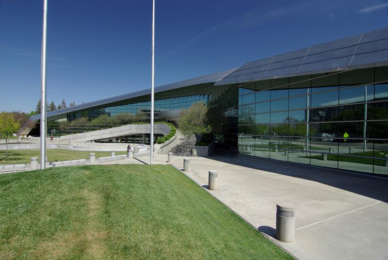 City Hall of Fresno, CA (2)