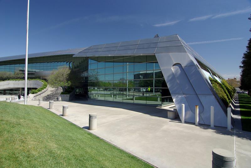 City Hall of Fresno, CA (1)