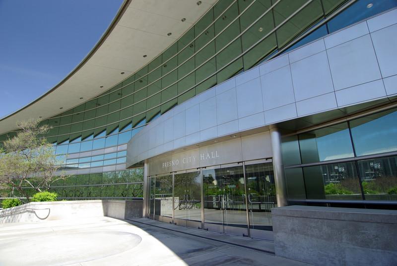 City Hall of Fresno, CA (6)