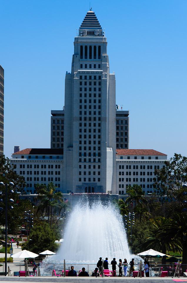 Downtown LA - April 27, 2013