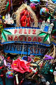Feliz Navidad from Olvera Street.