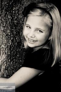 Anna Tree, warm bw-