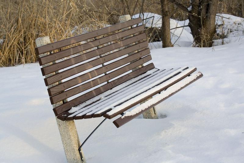 Yep, a bench.