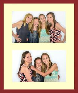 4  Smiles 685-670 Sml Vert Frame 32 x 38