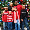Dr. Courtney & Genise Shelton Holiday Family Portraits :