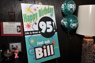Dr William Arnold   95th Birthday Celebration  September 4 2010