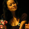 Summer Glau w/ SEBC button