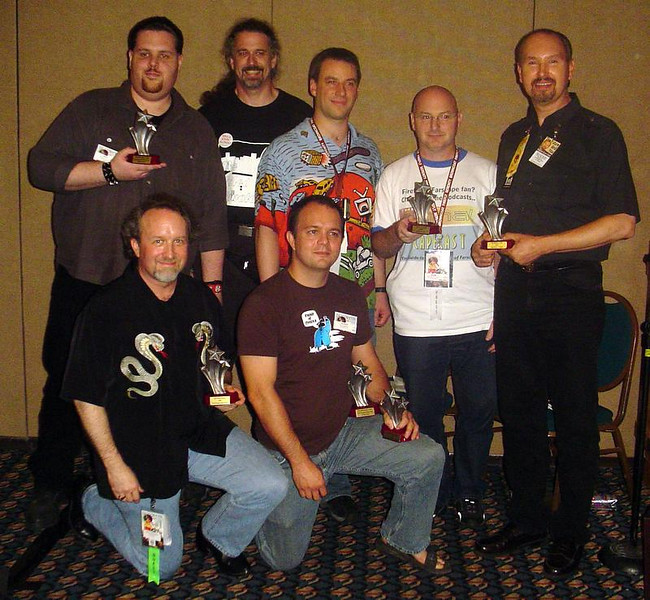 Parsec Award Winners