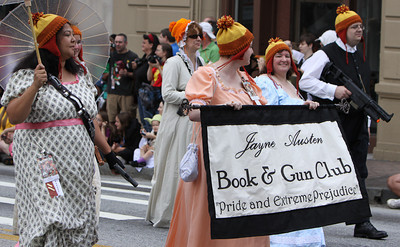 Jayne Austen Book & Gun Club