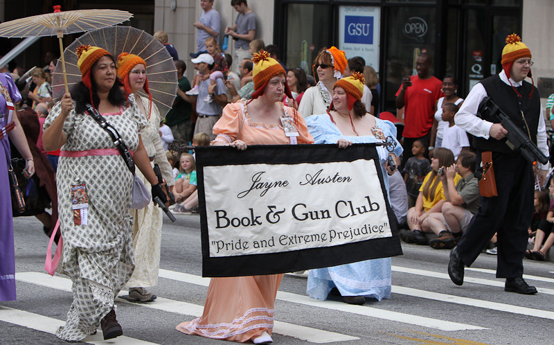 Jayne Austen Book & Gun Club