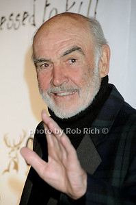Sean Connery photo by Rob Rich © 2009 robwayne1@aol.com 516-676-3939