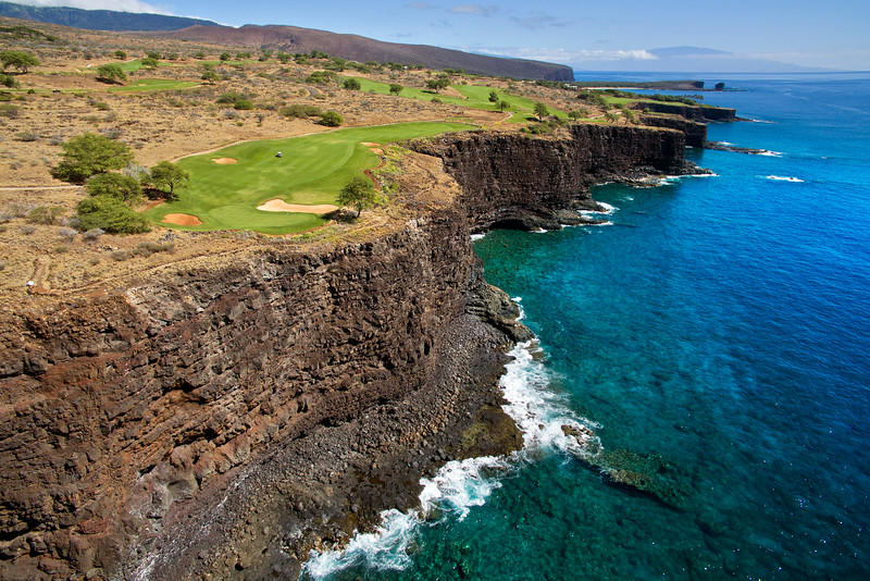 Manele Bay Golf Course - Hole #13