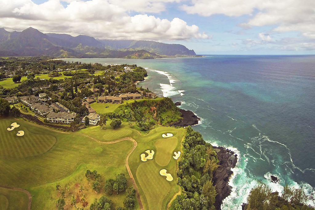 Makai Golf Club at Princeville (#7) - Island of Kauai, Hawaii