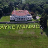 PAyne Mansion Drone Shoot