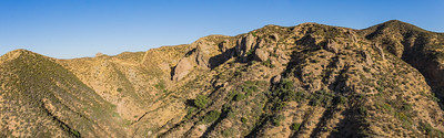 Mojave Desert Canyon Lands