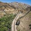 California Railroad Tracks