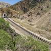 Railroad to Mountain Tunnel