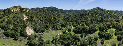 Hiking Trail in California