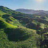 Green Southern California Hills