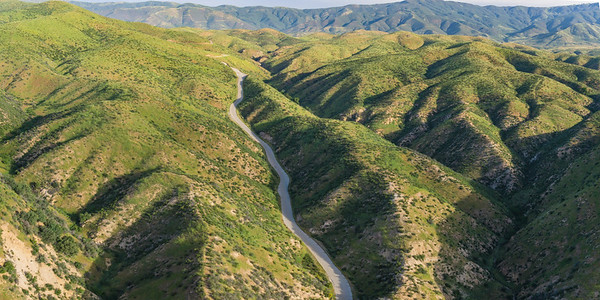 Wilderness Canyon Road
