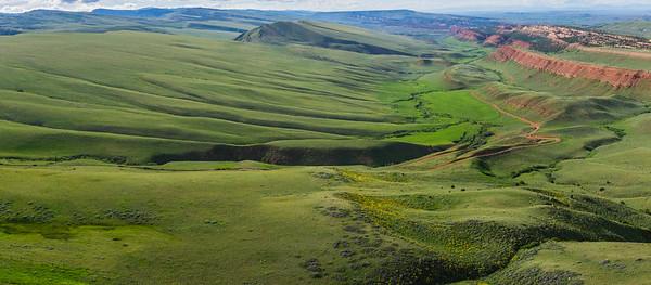 Green Grass Slopes