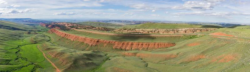 Wyoming Sandstone Formation
