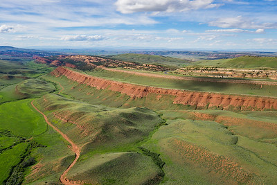 Wyoming's Red Canyon