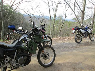 Dual Sport Ride 4-11-14 Doug-Dean-JJ