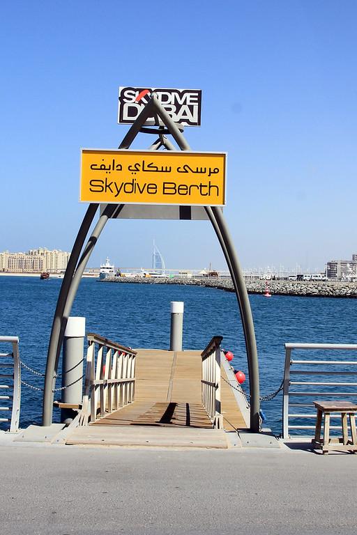 Dubai 2013 - Skydiving