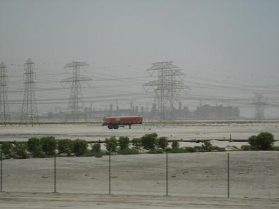 Meydan in the distance