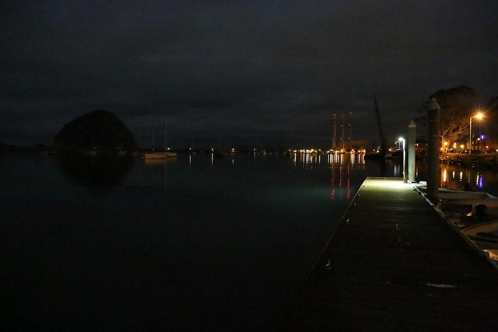 Morro Bay, 1:30 am