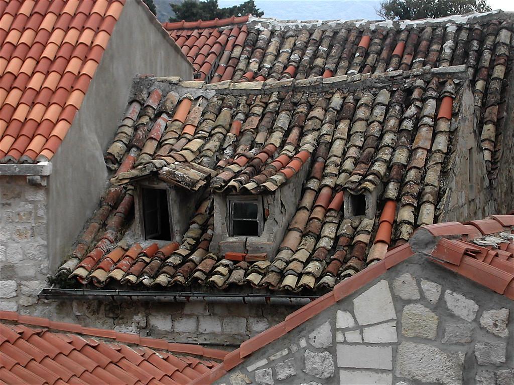 Dubrovnik roof