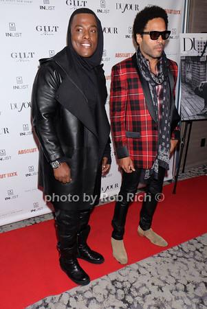 Won-G, Lenny Kravitz photo by Rob Rich/SocietyAllure.com © 2014 robwayne1@aol.com 516-676-3939