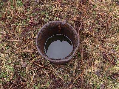 #3 Abandoned well.