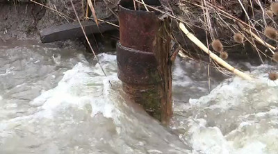#5 Abandoned well video.