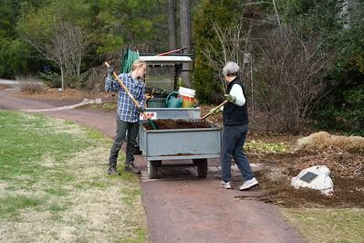 Duke Garden's Volunteers
