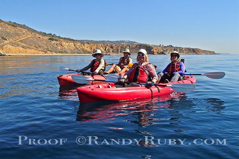 Terranea Resort has Kayaking Rentals.<br /> Taken: 10/15/13