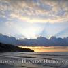 Rat Beach Spiritual Rays.~<br /> Taken:  11/18/11