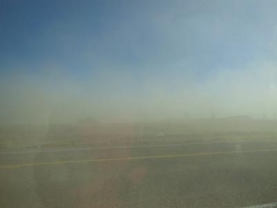 Dust Storm Juanuary 11 2013