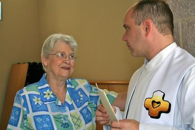 Sr. Emily and Fr. David Szatkowski