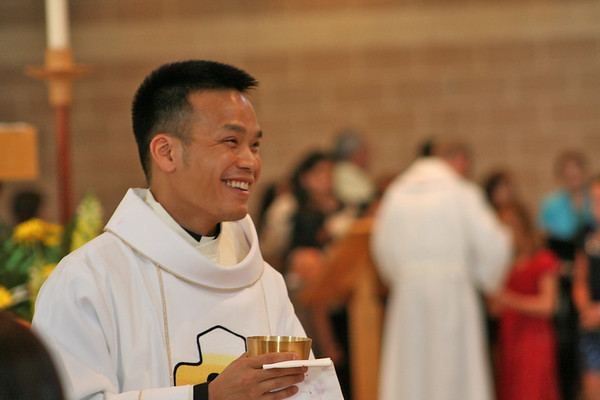 Duy Nguyen's Diaconate Ordination