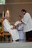 Fr. Jack Kurps served as master of ceremonies.