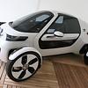VW 1 persoons electomobiel
