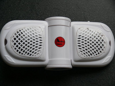 These speakers work well for only being 5 inches long.