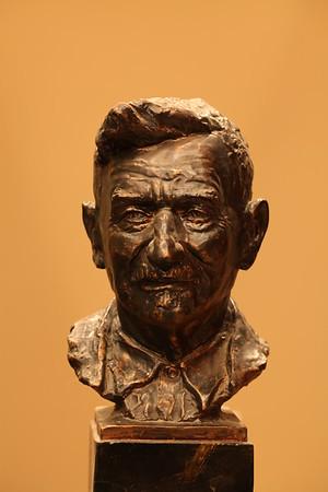 E. B Manning Bust