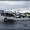 1943 Spitfire 1X  N644TB<br /> Thomas Blair Spitfire collection
