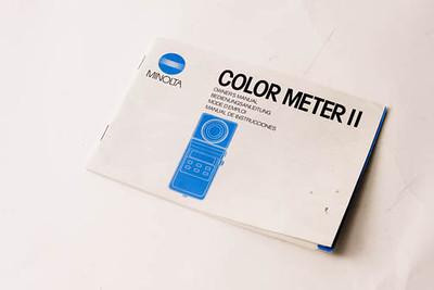 color meter manual