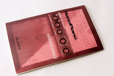 nanoverb manual