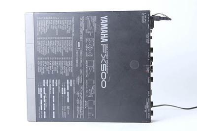 yamaha fx500 b